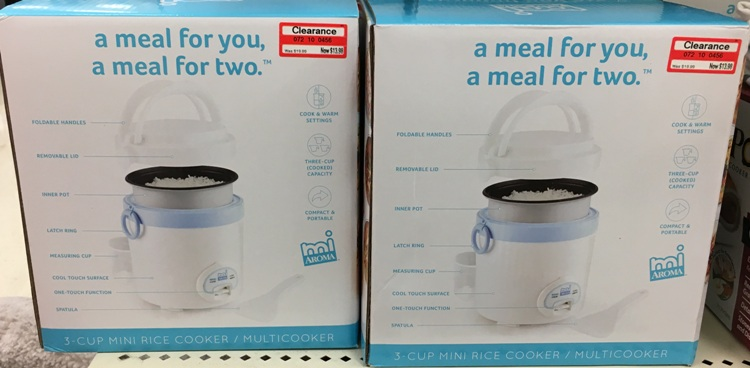target w clear rice
