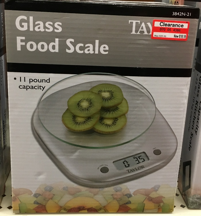 target w clear scale