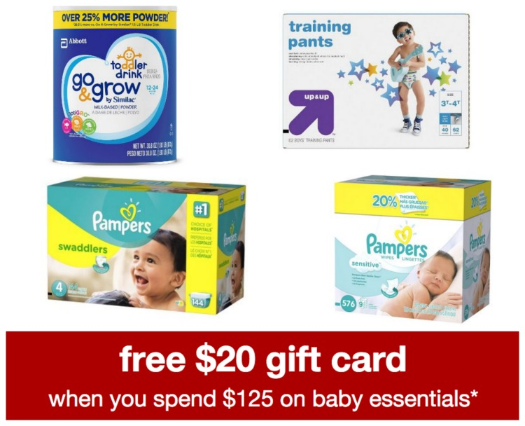 Target Baby Gift Card Deal   All Things Target