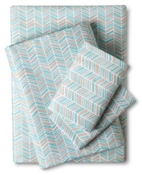 Elegant Room Essentials Easy Care Sheet Set Prints reg