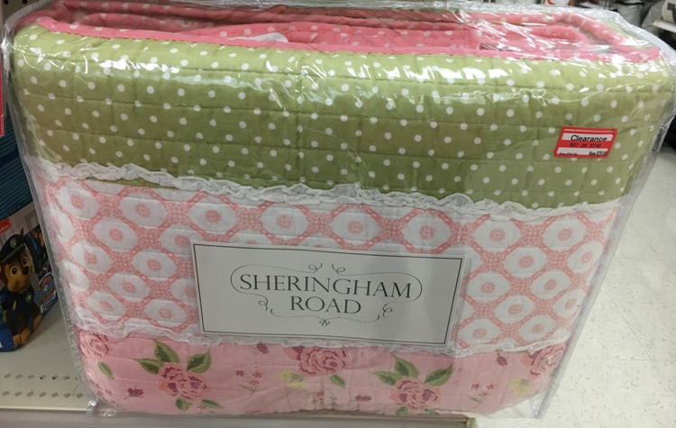 Unique This Sheringham Road bedding set was off and priced at reg