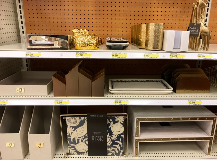 There Is A New Nate Berkus Office Collection.