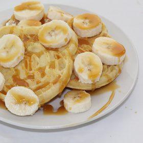 New Eggo Mickey Waffles & Fun Topping Ideas