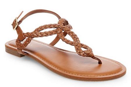 14f63242a1f9 Merona Women s Jana Quarter Strap Sandals  15.99. Save 30% with code  SANDALS30 (- 4.80) Final Price    11.19