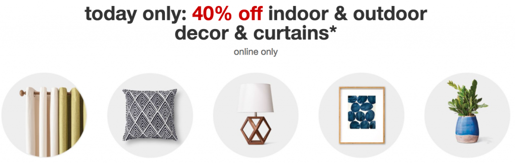 40 Off Home Decor Curtains