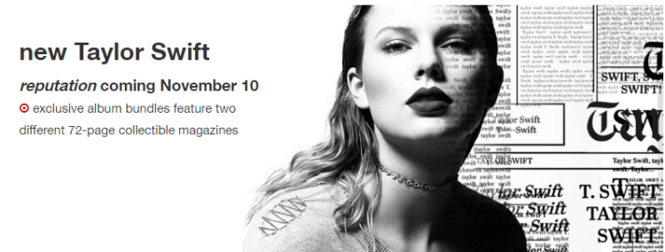 Pre-order Taylor Swift Exclusive Magazine Album Bundles | All Things