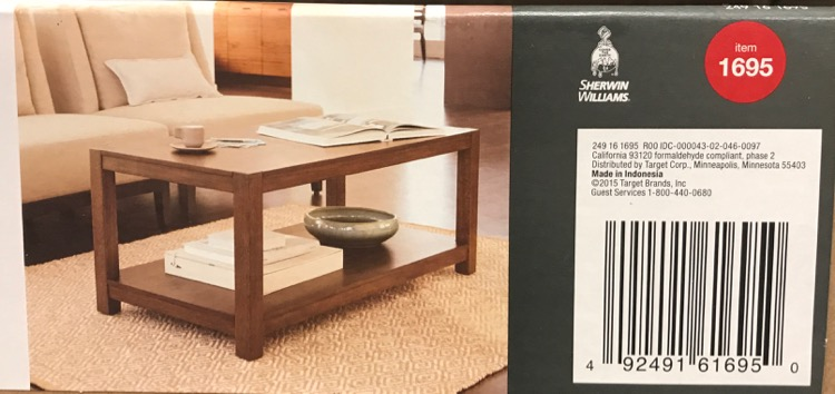 I Am Guessing You Will Find Similar Markdowns At Your Store Too. Here Is A  Peek At Some Of The Furniture Items I Found On Clearance.