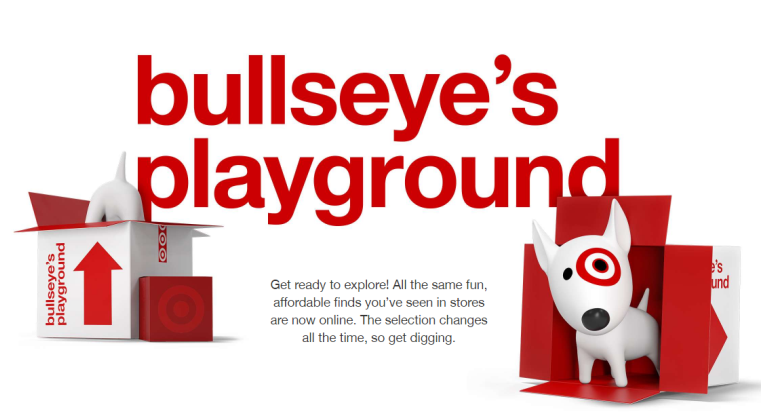 many of the fun items you find in the target dollar spot bullseyes playground are now available online at targetcom the selection changes all the time