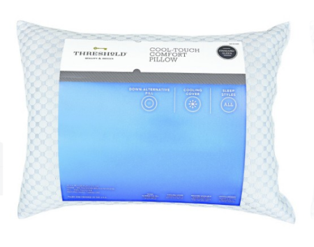 Great Threshold Cool Touch Comfort Bed Pillow reg