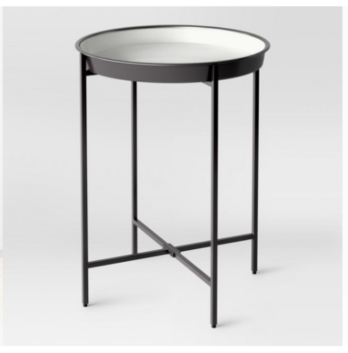 Inspirational Project Pradet Tray Accent Table