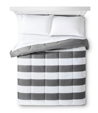 New Room Essentials Micromink Printed Blanket Twin reg