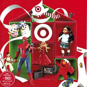 Target Toy Book 2017