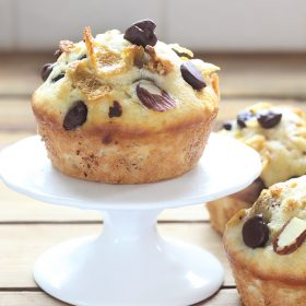 Honey Bunches of Oats Chocolate Chip Muffins