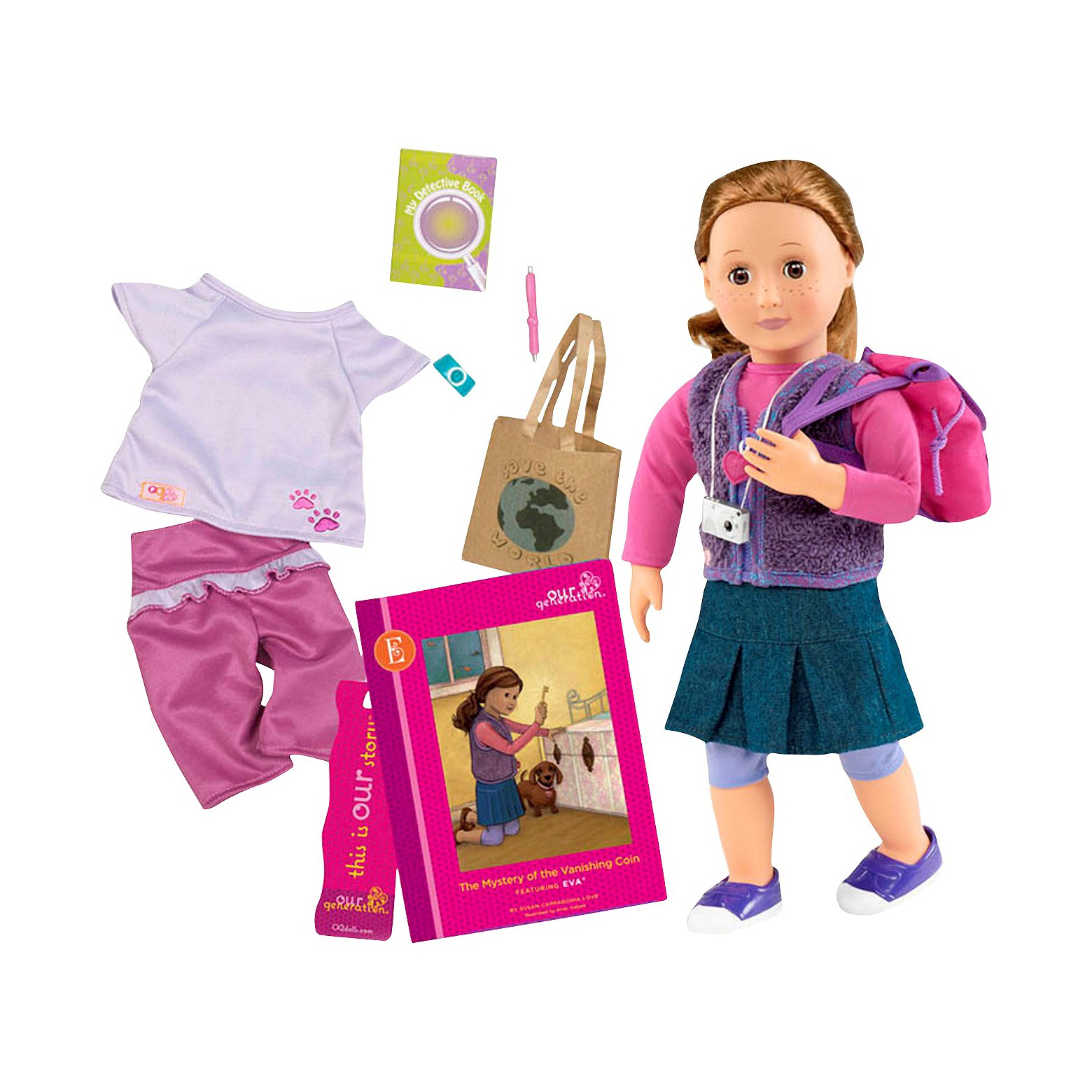 HOT! Extra 20% Off Our Generation Dolls