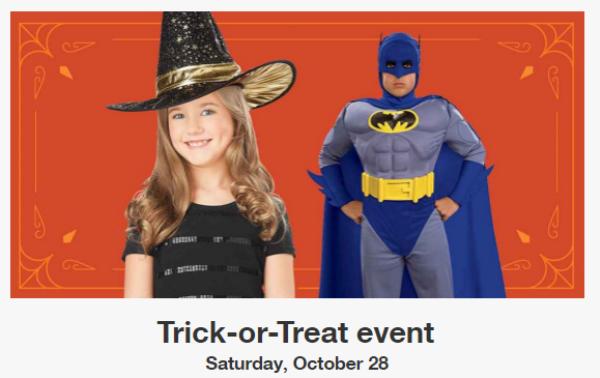 FREE Trick-or-Treat   Paw Patrol Event for Kids at Target  f626b4fc9fb3