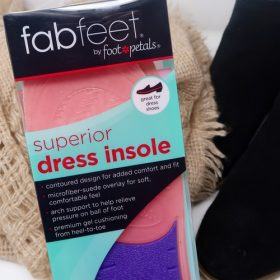 Fab Feet Shoe Inserts, Pads and Cushions