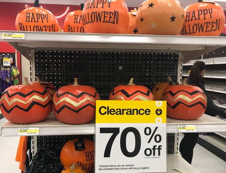 Target 70% off Halloween Clearance | All Things Target