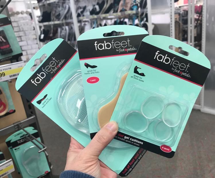Fab Feet by Foot Petals at Target | All