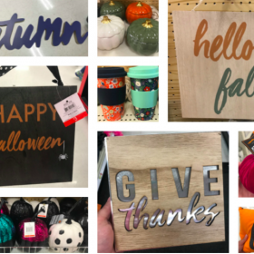Target Halloween Clearance & Dollar Spot 70% off