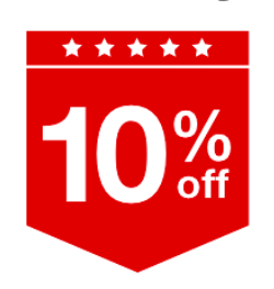 Military Personnel, Vets and their Families Save 10% through Veteran's Day (11/11)