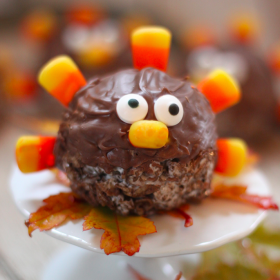Cocoa Pebbles Turkeys +  Malt O Meal Cartwheel Offer