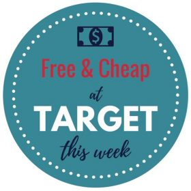 FREE & Cheap at Target