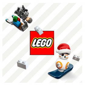 FREE LEGO Star Wars : The Last Jedi Scavenger Hunt for Kids at Target