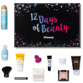 12 Days of Beauty Advent Calendar + FREE Shipping