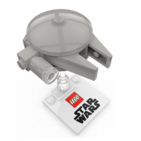 FREE LEGO Millennium Falcon Mini with $24.99 LEGO Star Wars Purchase + FREE Shipping