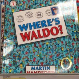 50% off Where's Waldo? Books Cartwheel Offer