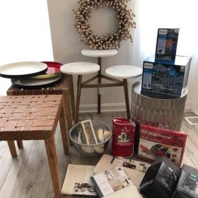 Target Christmas Clearance 90% off + Shopping Trip Photos