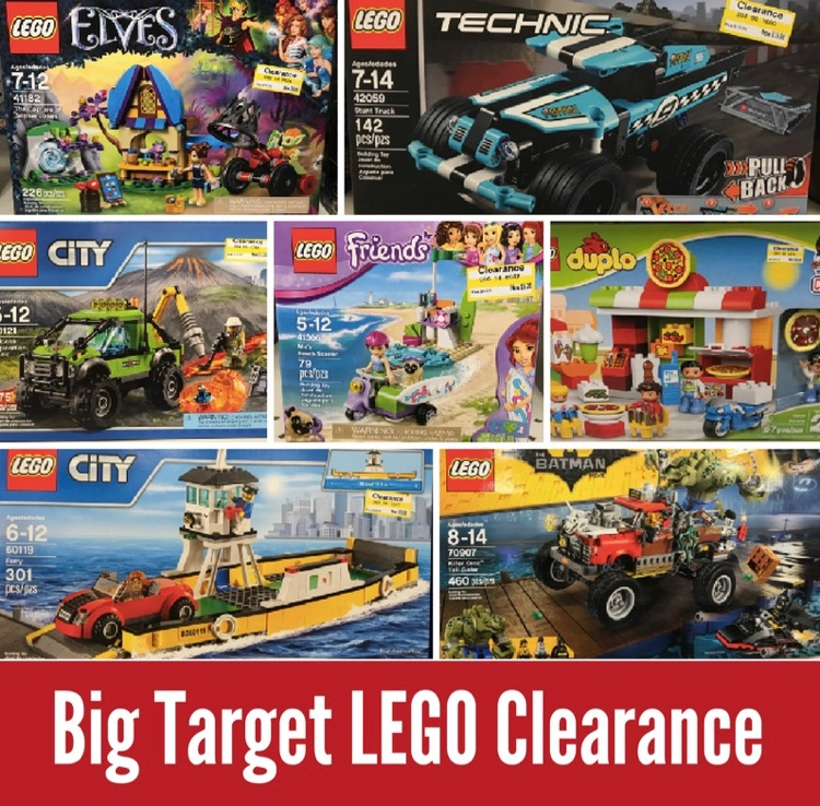 i shared a bunch of photos of the toys that are part of the big target toy clearance that happens after christmas and now i am sharing all the great lego - Target Christmas Toys