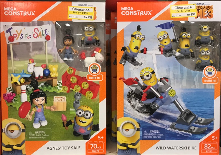 Toys from the Target Toy Clearance | All Things Target