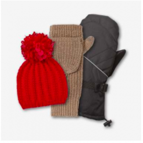 50% off Cold Weather Accessories + FREE Shipping