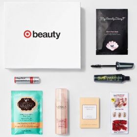 December Target Beauty Boxes + FREE Shipping (Box for Women & Men)