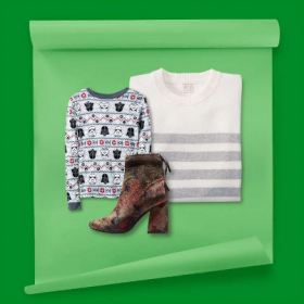 $10 Gift Card with $50 Clothing, Shoes & Accessories Purchase + FREE Shipping