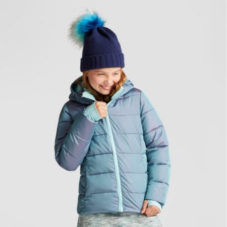 40fb758f0521 C9 Champion Girls  Puffer Jacket  39.99. Save 50% at checkout (- 20.00)  Final Price    19.99
