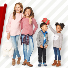 Kids' Clothes Buy One, Get One 60% off + FREE Shipping