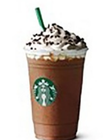 25% off Starbucks Seasonal Drinks Cartwheel Offer