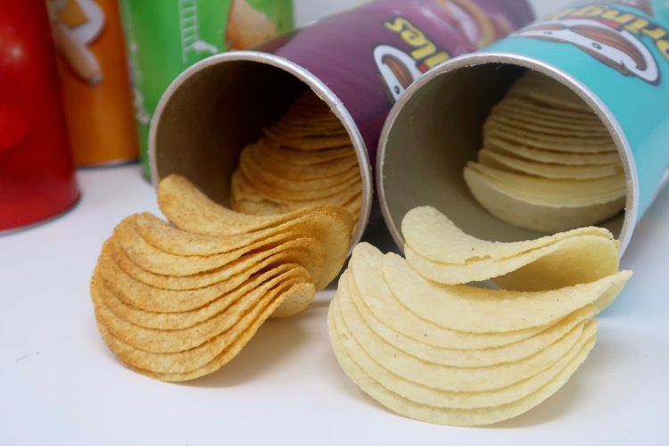 Pringles Flavor Stacking + Target Sale 4/$5   All Things Target