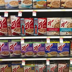 Stock-Up on Kellogg's Special K for the New Year