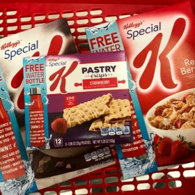 Kellogg's Special K FREE Water Bottle with Purchase