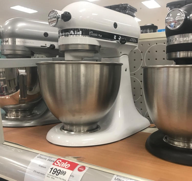 KitchenAid Classic Plus Mixer $159.99 (reg $259.99) | All ...