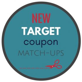 New Target Coupon Match-Ups (Garnier, Starburst & more)