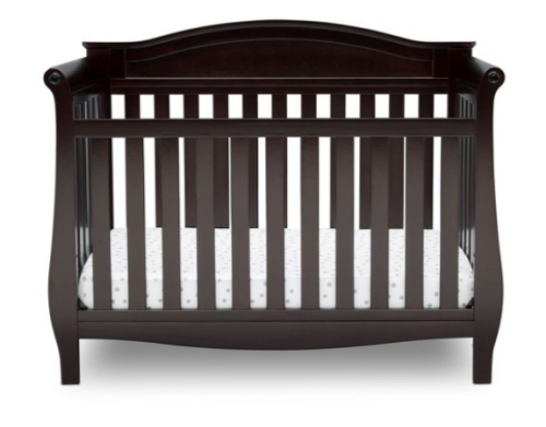 Delta Children Lancaster 4 In 1 Convertible Crib $200.00 (reg $249.99) Pay  U003d $200.00. Get $40 Gift Card With Purchase. Final Price U003d $160.00 After You  ...