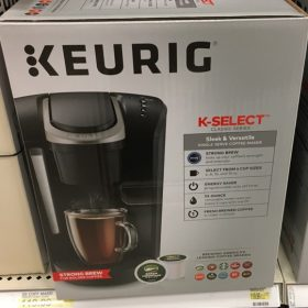 Keurig K-Select $50 Gift Card with Purchase + FREE Shipping