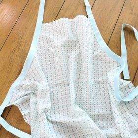 DIY Flour Sack Towel Apron