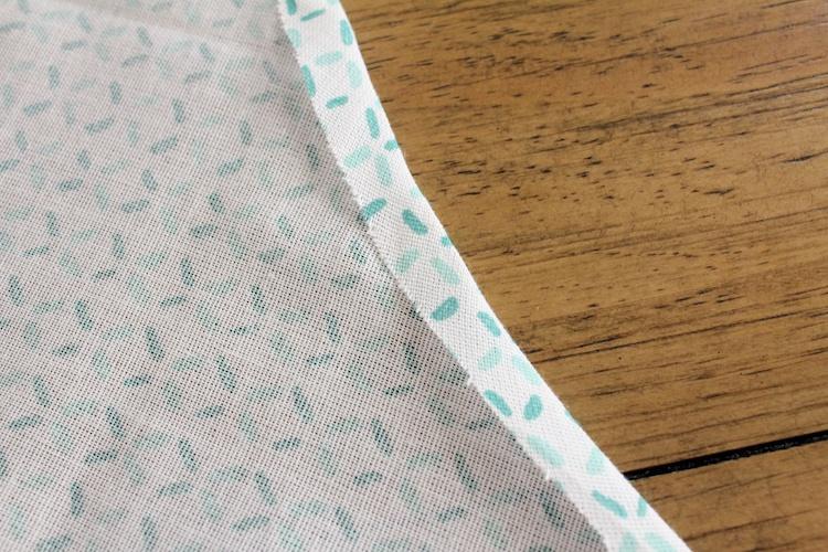 DIY Flour Sack Towel Apron | All Things Target