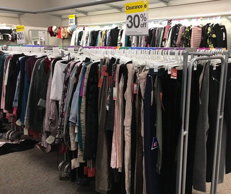 a50d0dab5e4 There is a great new Cartwheel offer for an extra 20% off clearance women s  apparel! This offer is valid through 3 3 and there is a limit of 20 items  per ...