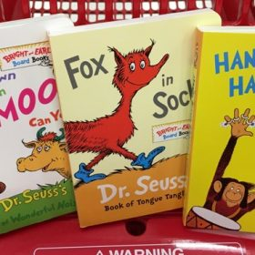 FREE Dr. Seuss Read-along Event at Target
